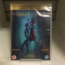 The Shape Of Water DVD - New and Factory Sealed Fast and Free Delivery