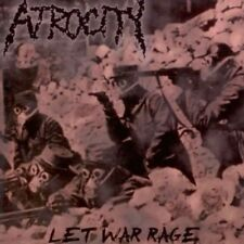 Atrocity - Let War Rage - CD  Heavy Metal / Death Metal