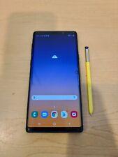Samsung Galaxy Note 9 SM-N960U Blue ATT Clean ESN *Read Description*