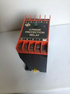 CP ELECTRONICS 3 PHASE PROTECTION RELAY TYPE APP100