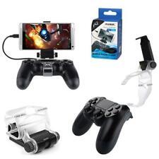 Controlador de juego para PlayStation PS4 Soporte Clip de teléfono inteligente Soporte De Montaje MZ