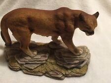 Andrea by Sadek Animals PUMA #5616 Porcelain Wildlife Figure