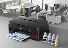 Canon Pixma G3200 MegaTank Wireless Color Photo Printer, Scanner, Copier & Fax