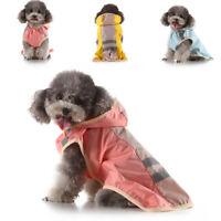 Fashion Pet Dog Cat Clothes Large Waterproof Pet Dog Outdoor Dog Coats Jackets