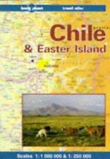 Lonely Planet Chile and Easter Island: A Lonely Planet Travel Atlas