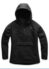 Women's The North Face Tekno Ridge Pullover Hoodie Size Large In Black