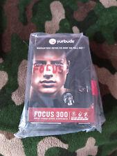 YURBUDS FOCUS 300 Sweatproof Sport Headphones Brand New in box.