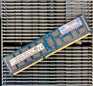 64GB (4x16GB) PC3-14900R DDR3 1866MHz ECC Reg Server Memory RAM Upgrade Kit