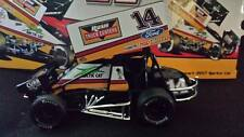TONY STEWART #14 2017 ARCTIC CAT SPRINT CAR 1/24 SCALE NEW IN STOCK FREE SHIP