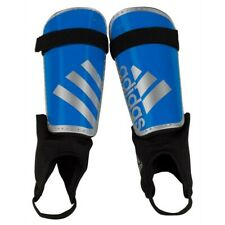 New Adidas Ghost Blue Soccer Youth Xl Shin Guards