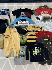 23 Piece Lot Of Mixed 12 Month Boy Clothes