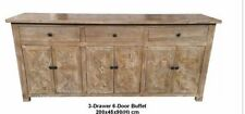 Medium Wood Tone Buffets Dining Room