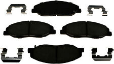 Disc Brake Pad Set fits 2008-2014 Cadillac CTS STS  ACDELCO ADVANTAGE CANADA