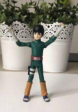 """Rock Lee 2002 Mattel Naruto Shippuden Kishimoto Masashi Tonko 5"""" ACTION FIGURE"""