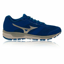 Chaussures bleus Mizuno pour fitness, athlétisme et yoga