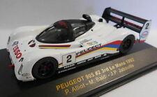 Véhicules miniatures IXO pour Peugeot