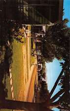 Tucson Arizona Crescent Manor Mobile Home Park Vintage Postcard K9464