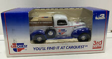 New Liberty Classics Carquest 1940 Ford Pickup Truck Coin Bank Diecast Metal