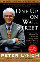 One Up On Wall Street How To Use What You Already Know To Make ... 9780743200400