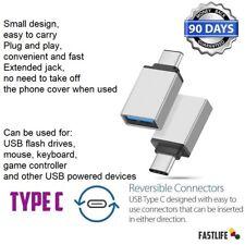 Samsung Galaxy Note 8 S8 Plus S8 LG G5 G6 GOOGLE OTG Adapter Type-C to USB 3.0