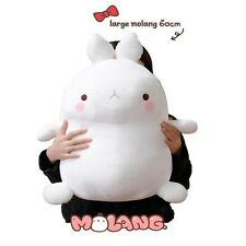Molang 60cm(24inch) Pillow Doll Toy Cushion Cute Big Size Doll Anime Room Decor