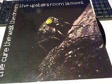 THE CURE-THE WALK-UPSTAIR'S ROOM - maxi vinyl  allemand 4 TITRES 1983 tbe