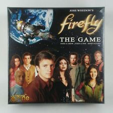 Joss Whedon's Firefly The Game Fantasy Gale Force Nine New Sealed