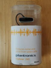 New Plantronics Explorer 240 Bluetooth Wireless Headset for Mobile Phone Sealed