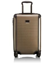 Tumi Tegra Lite International Carry-on Lightweight Luggage 28820 Fossil-$595 NWT