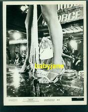 RAQUEL WELCH NUDE LEGS & FEET CLOSEUP VINTAGE 8X10 PHOTO DUDLEY MOORE A NUN 1968