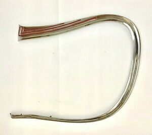 1941 Plymouth P-11, P-12  Grille Chrome Moulding, Left 900637 New Old Stock