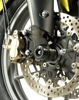 R&G Racing Fork Protectors to fit Triumph Tiger 800