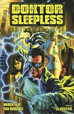 Doktor Sleepless Engines of Desire 1 TPB GN Avatar 2008 VF 1 2 3 4 5 6 7 8 Ellis