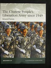 Osprey Book: The Chinese People's Liberation Army since 1949 - Elite 194