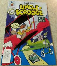 Walt Disney's Uncle Scrooge 243, NM- (9.2) 1990 VAN HORN!
