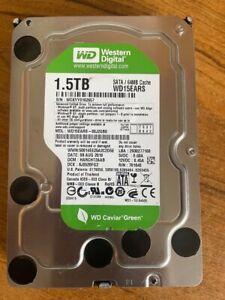 """WD15EARS - Western Digital Green 1.5TB SATA 3.5"""" internal HDD"""