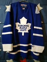 SIZE L Toronto Maple Leafs NHL ICE HOCKEY SHIRT JERSEY CCM