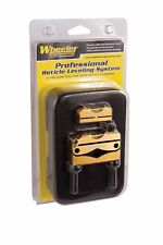 Wheeler Professional Scope Retical Leveling System Precision Tool - 119050