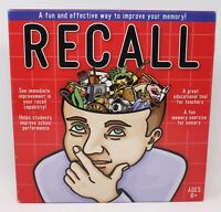Recall - The Fun and Effective Memory Improvement Tile Game.- Complete