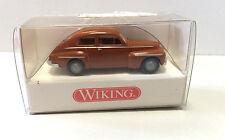 Wiking 839 02 25 VOLVO PV 544 marron clair, 1:87, h0, nouveau dans neuf dans sa boîte, RARE & RAR