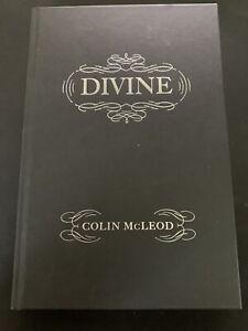 Divine By Colin McLeod, Mentalism, O.O.P., Rare
