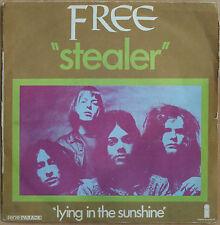 "FREE   ""STEALER""      45 TOURS"