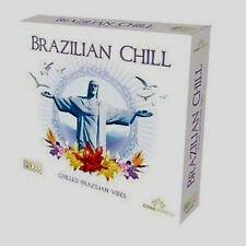 BRAZILIAN CHILLOUT NEW 3 CD SET RELAXED, SUMPTUOUS, SPIRITED MUSIC OF BRAZIL