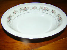 NORITAKE CLOSTER 6876 OVAL SERVING BOWL