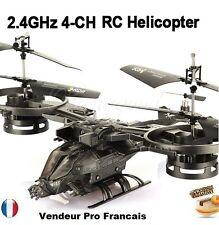 RC Hélicoptère Avatar 2.4GHz 4 CH Gyro RTF YD-711 type AT-99