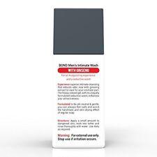 BOND Masculine Wash Men's Intimate 2.5 Fl. Oz. 75mL Hygiene Care Products Men