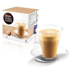 Nescafe DolceGusto CortadoEspresso Macchiato Coffee (2 Boxes,Total 32Capsules )