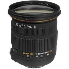 Sigma 17-50mm F2.8 EX DC OS HSM Standard Lens Brand New Jeptall