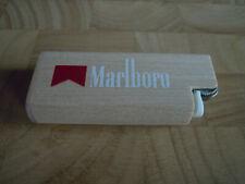 Marlboro Feuerzeug Hülle Inklusive Mini Bic Neu