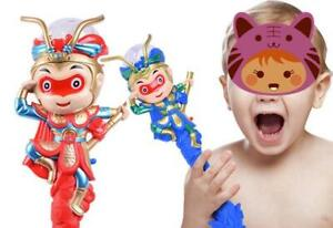 New Kids Monkey shape Colorful Light with Music Glow Stick Flashing Led Toys